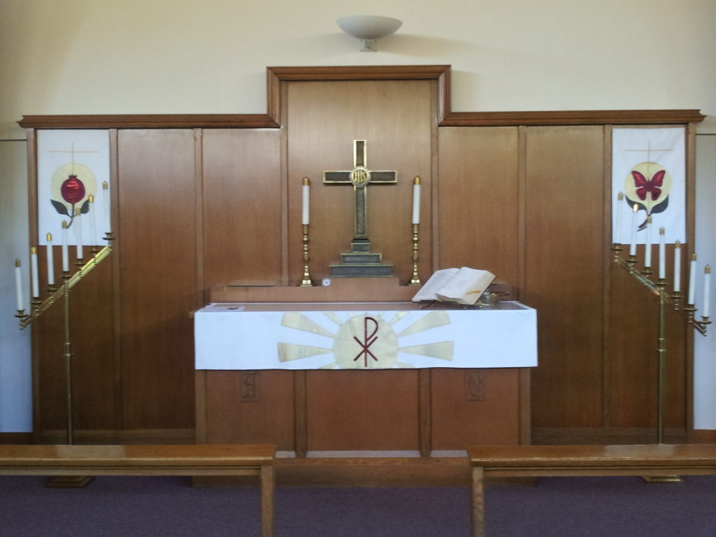Christ in Chillicothe Altar